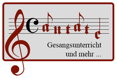 Cantate - Homepage von Bettina Weber
